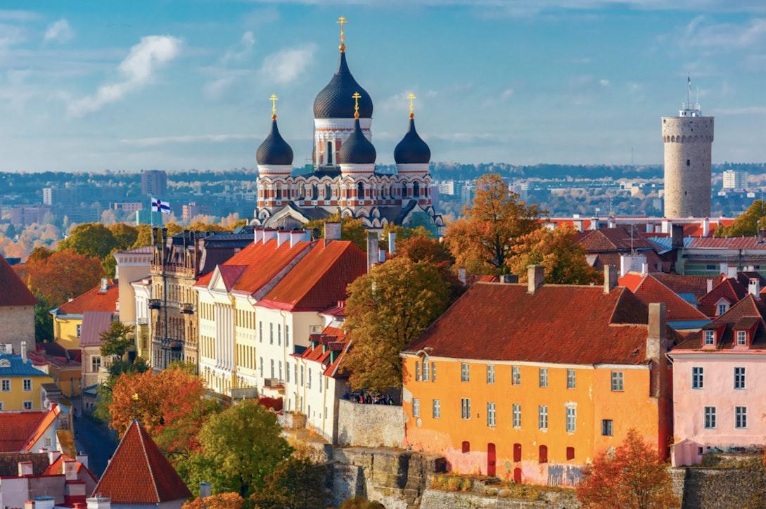 Trabalhar como nômade digital: Estônia