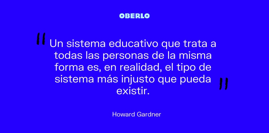 howard gardner inteligencias multiples y contexto critico