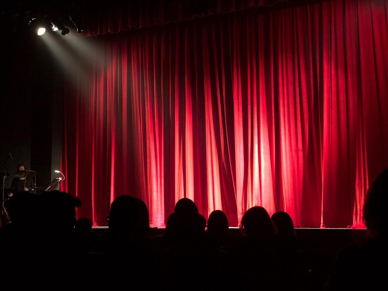 public speaking sul palco