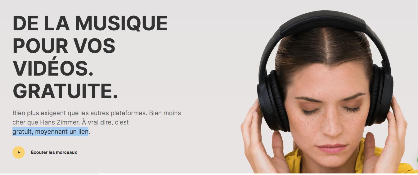 telechargement musique gratuit