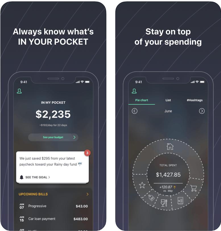 budget tool pocketguard