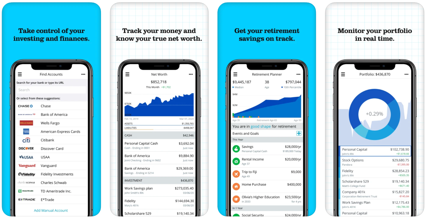 one of the best budget apps personal capital