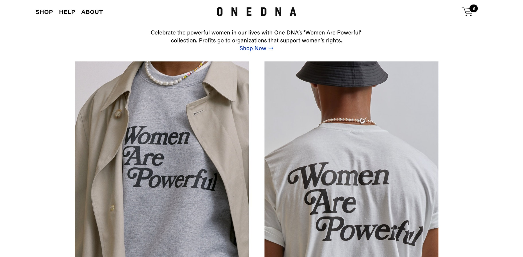 gender-defying clothing site