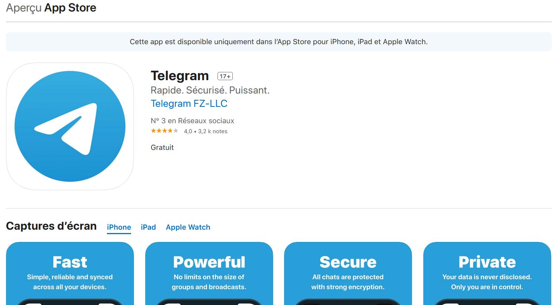whatsapp alternative telegram