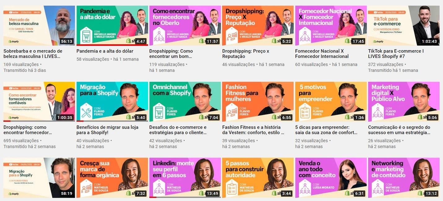 Ganhar visualizações no YouTube: crie miniaturas visualmente interessantes