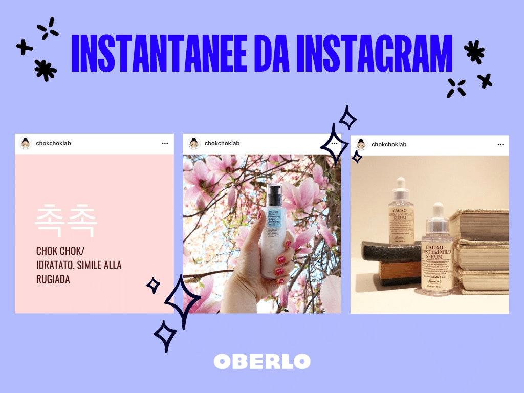 instagram feed: chok chok lab