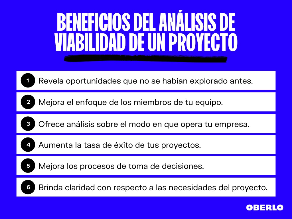 beneficios del análisis de viabilidad de un proyecto