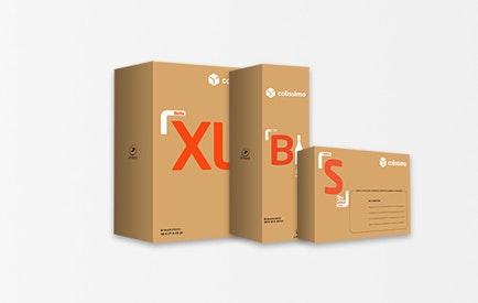 Exemple emballage livraison