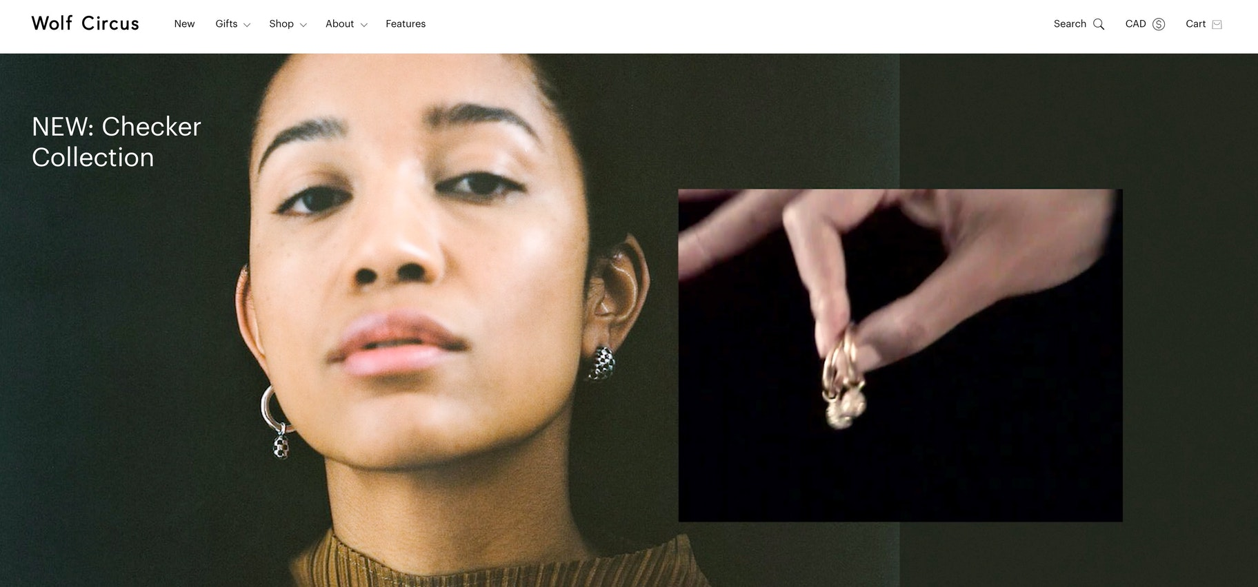 shopify jewelry stores