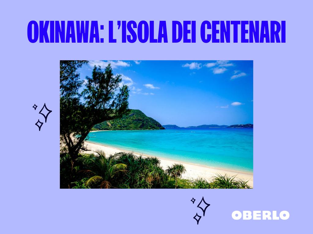 okinawa, l'isola dei centenari