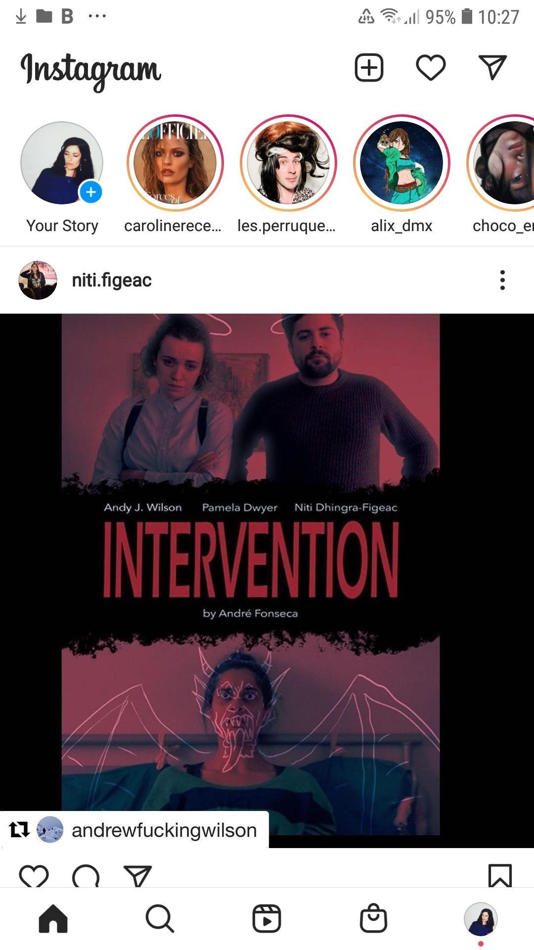 Story Instagram
