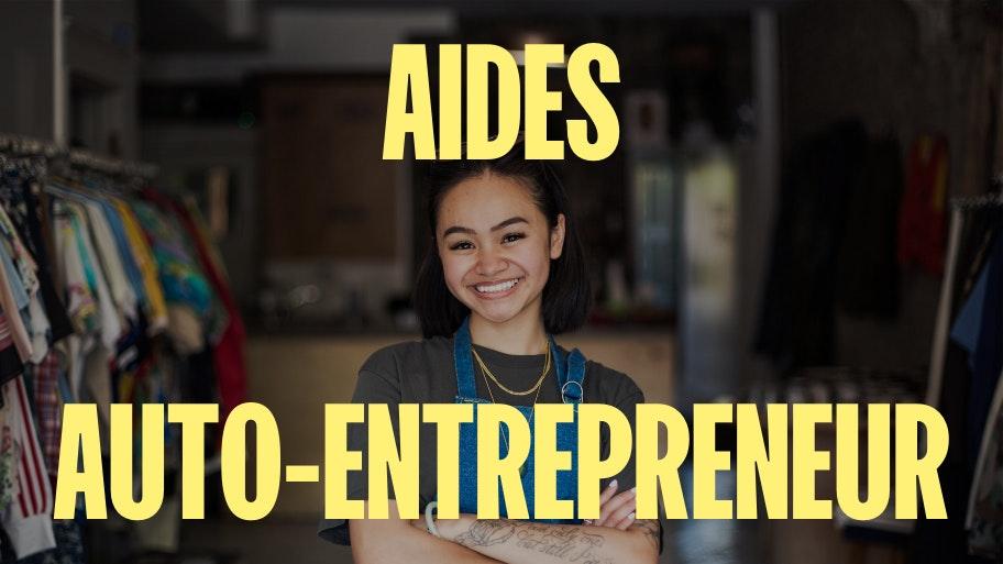 quelles aides auto entrepreneur