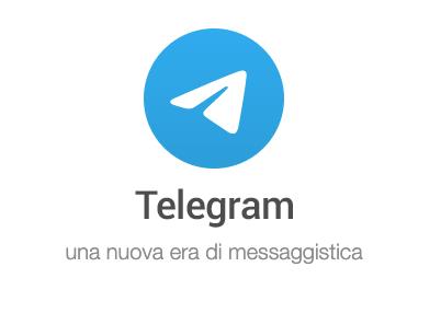 telegram app di messaggistica