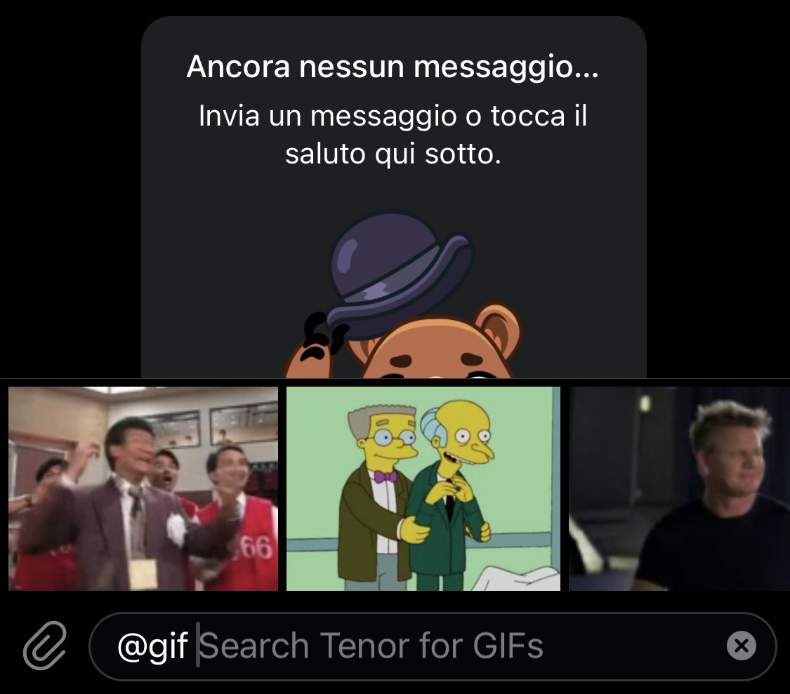 chatbot su telegram