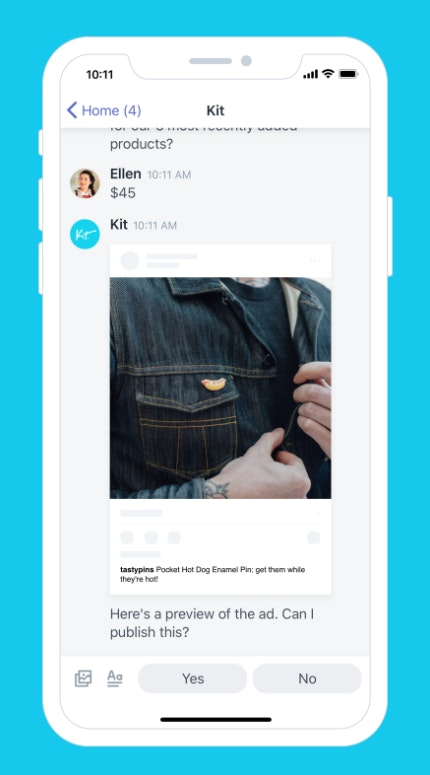 Application Shopify