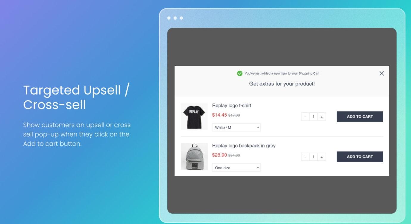 Appli Upell Shopify