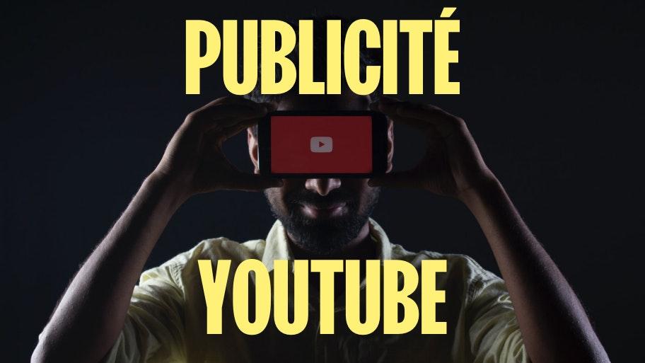 publicite youtube