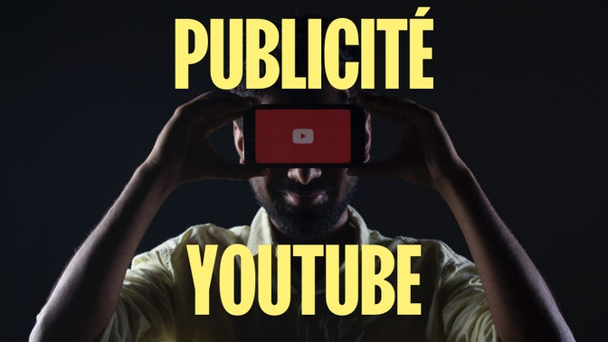 publicite youtube