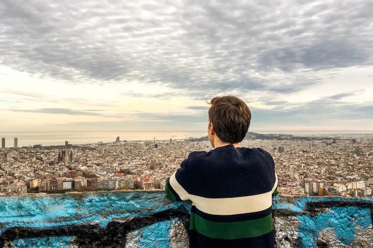 Por último: viajar o mundo não resolverá seus problemas