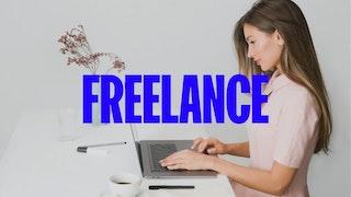 freelance lavoratrice