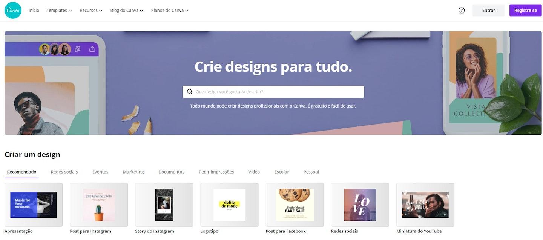 Canva: como criar arte online com este programa de design gráfico gratuito