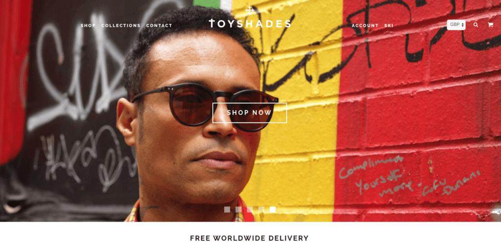 toyshades design