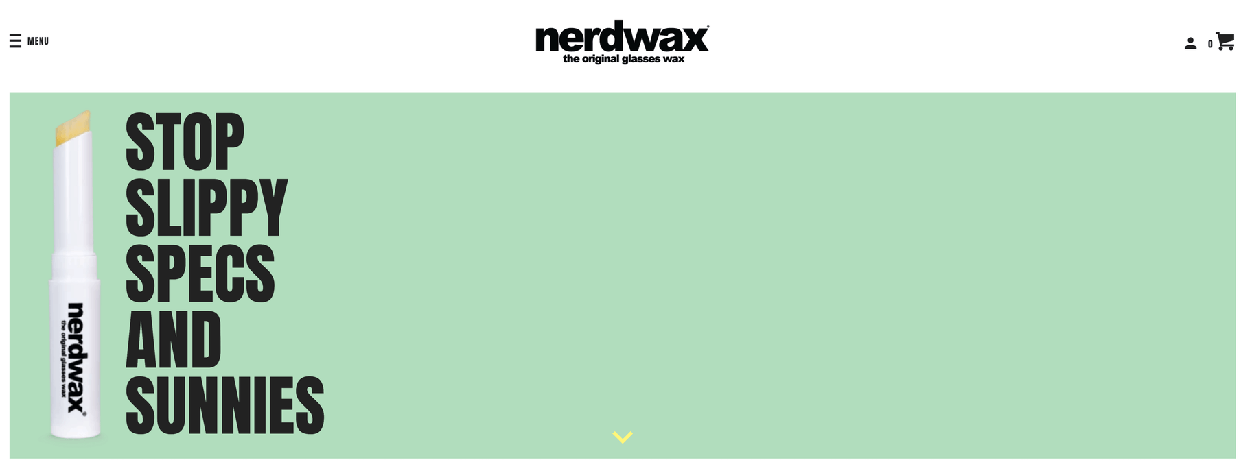 nerdwax shopify commerce