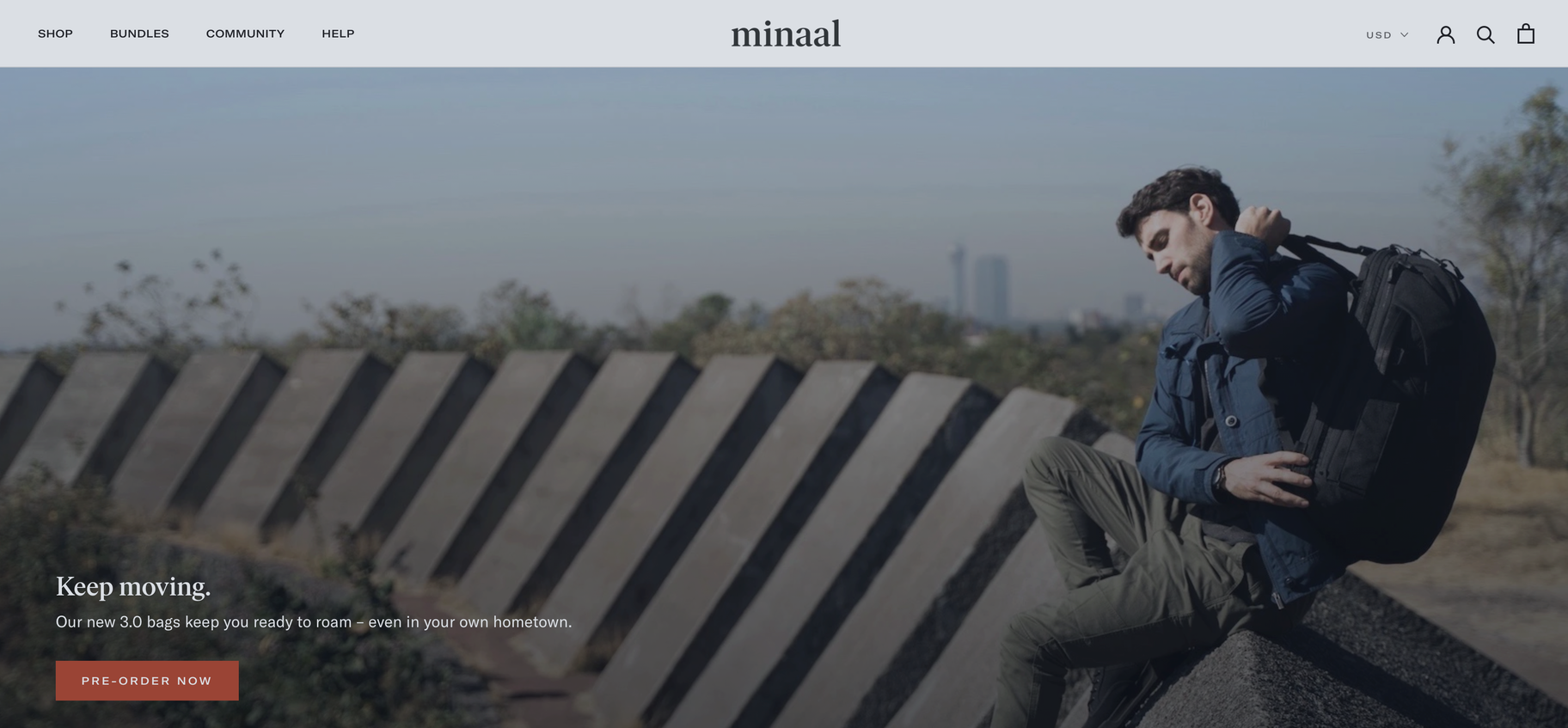 minaal shopify