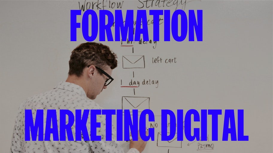 Formation marketing digital