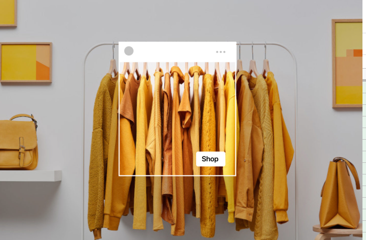 vendere vestiti su facebook shop