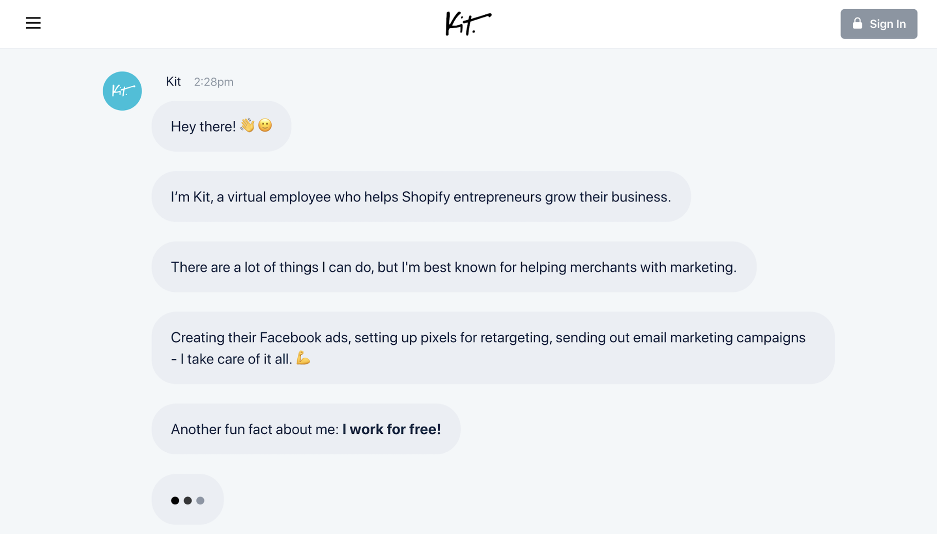 The Best Software for Small Business Marketing Automation: Kit