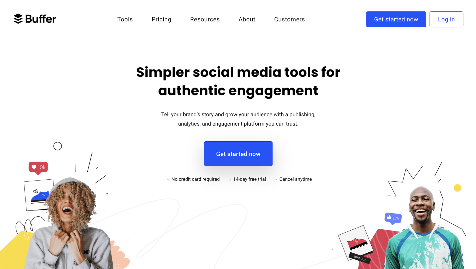Social Media Management Software for Small Businesses: Buffer