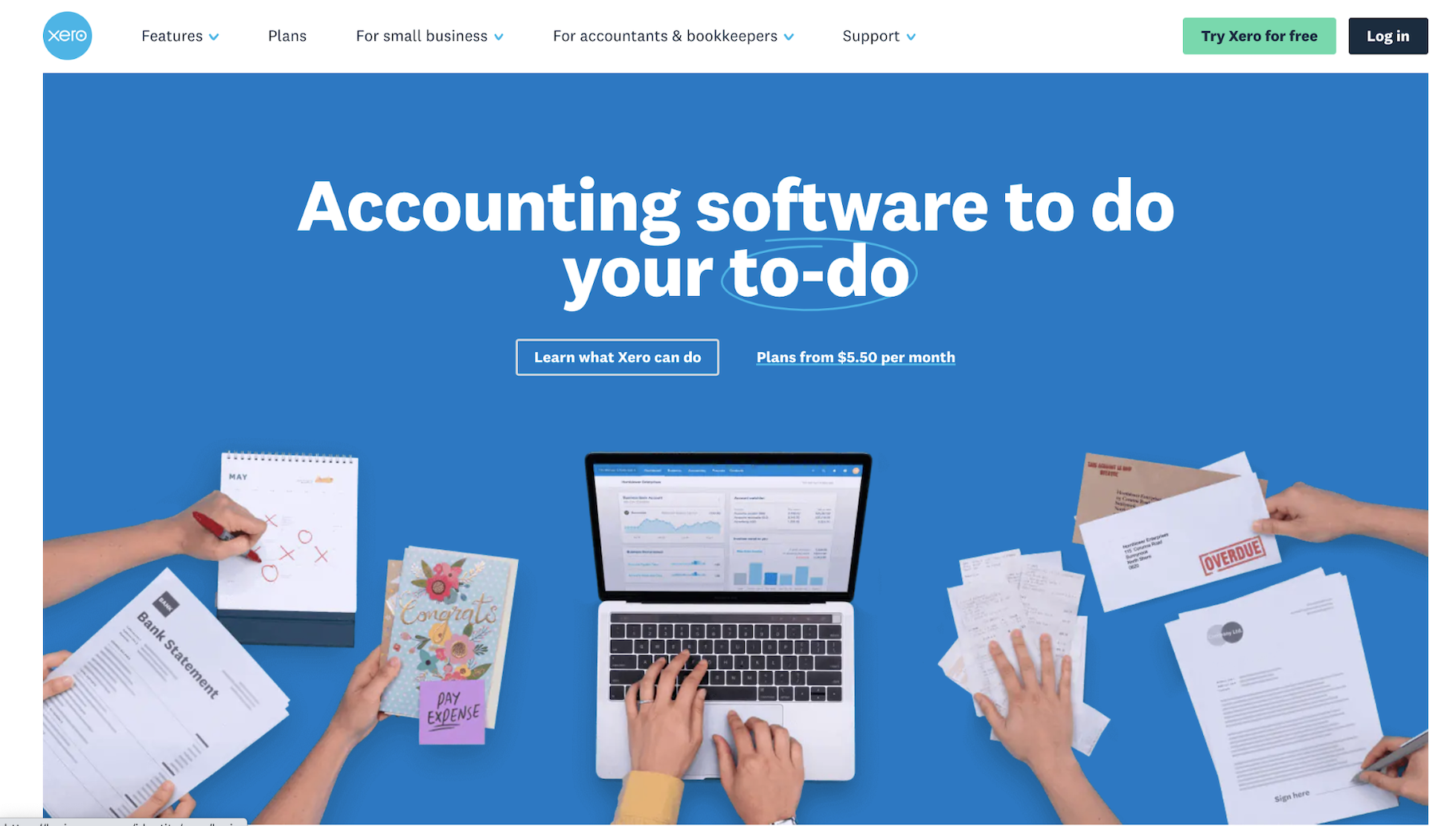 Tools for Accounting: Xero
