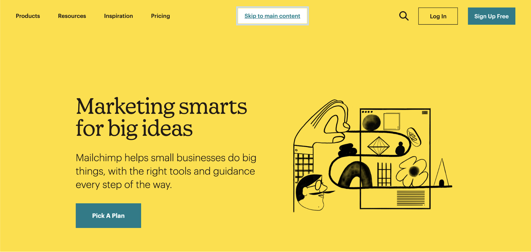 Email Marketing Software for Small Businesses: MailChimp
