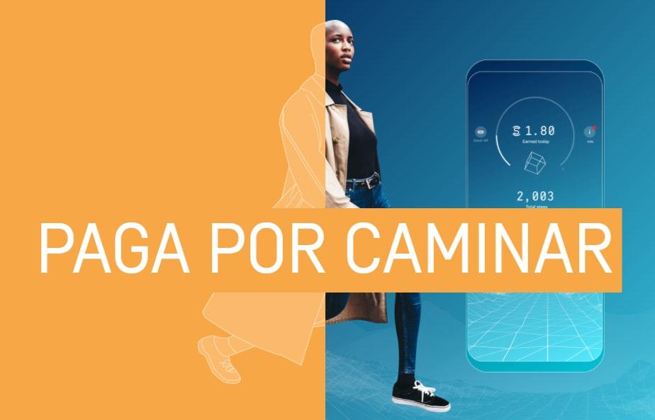 Apps para ganar dinero caminando