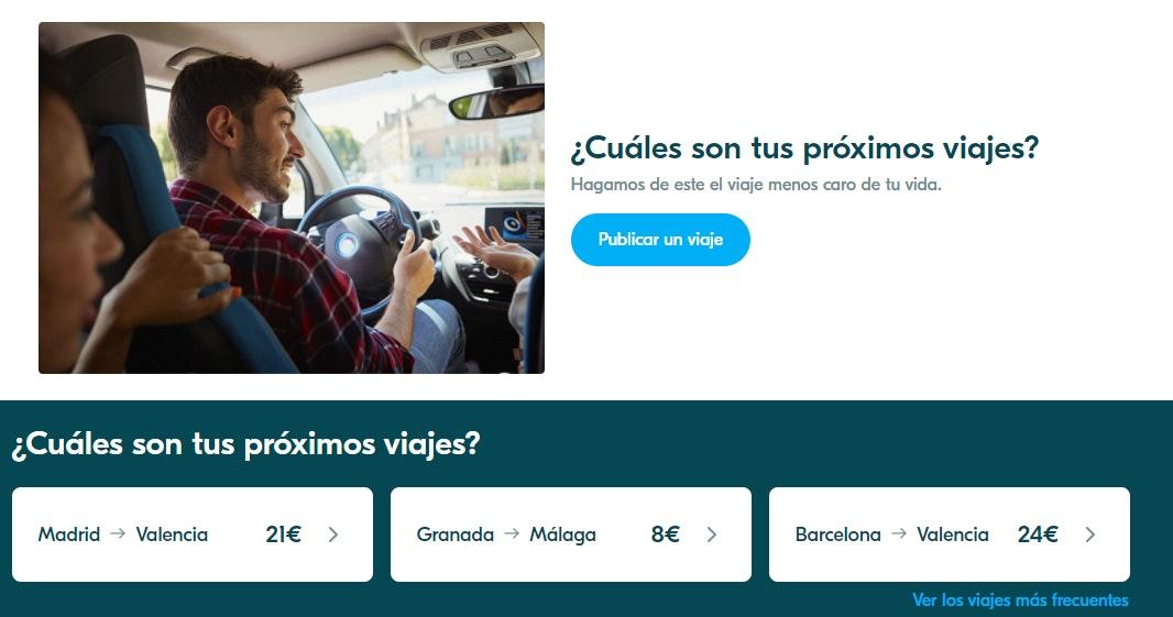 Aplicaciones ganar dinero gratis conduciendo
