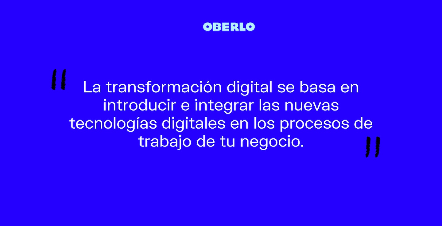 transformacion digital empresas