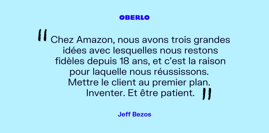 Citation Jeff Bezos Amazon