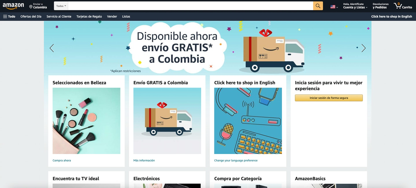 proveedores dropshipping colombia amazon