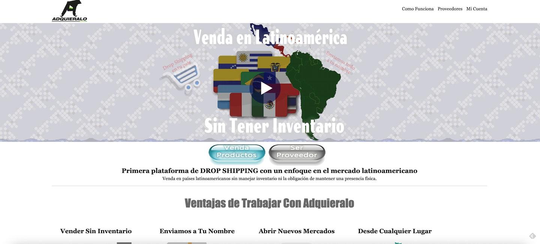 proveedores dropshipping en colombia adquieralo