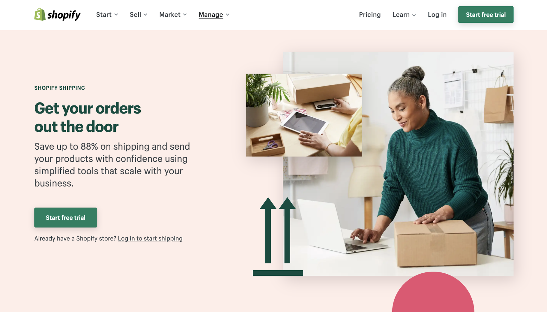 Best Ecommerce Shipping Solutions: Shopify Shipping