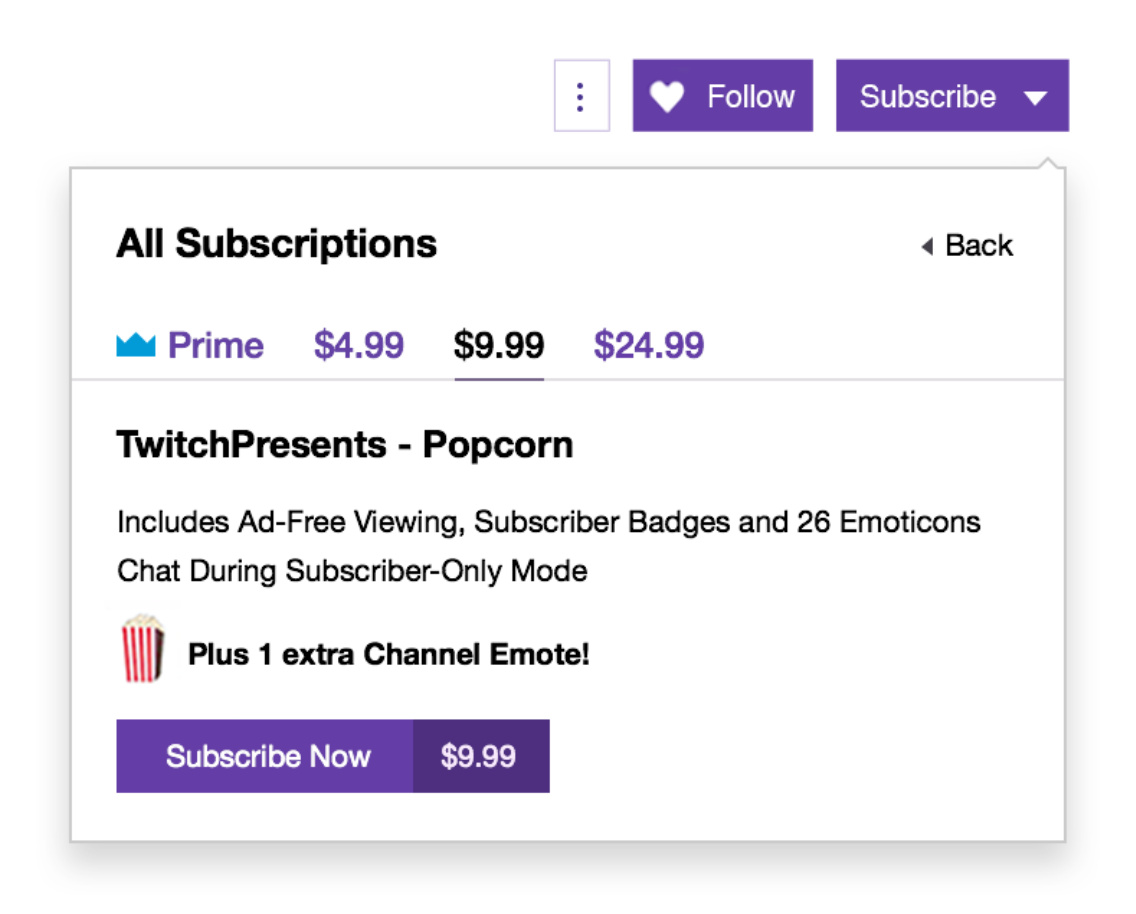 How to Make Money Off Twitch: Subscriptions