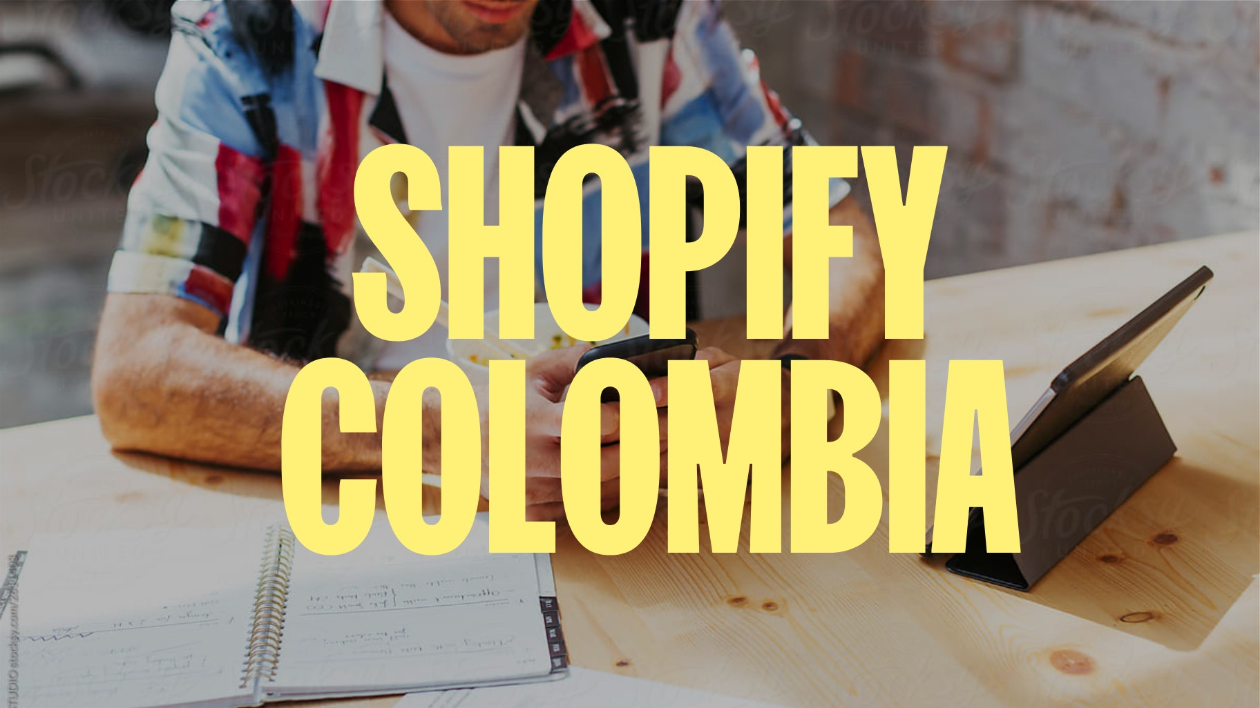 shopify colombia