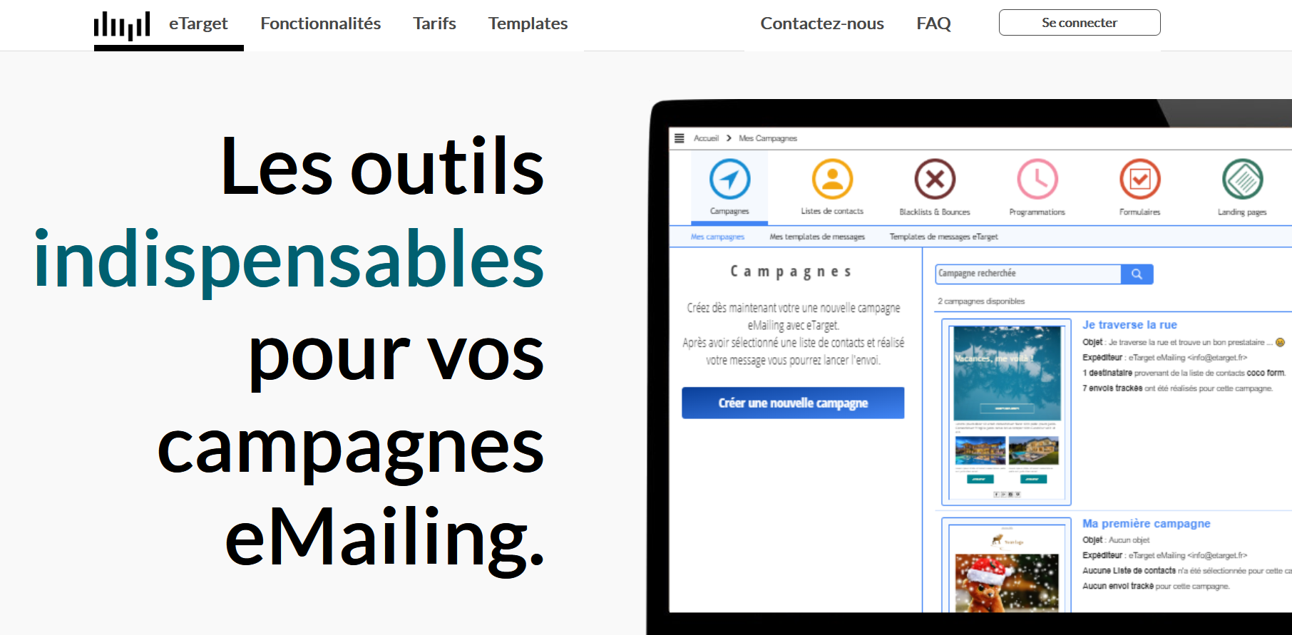 solution emailing totalement gratuite