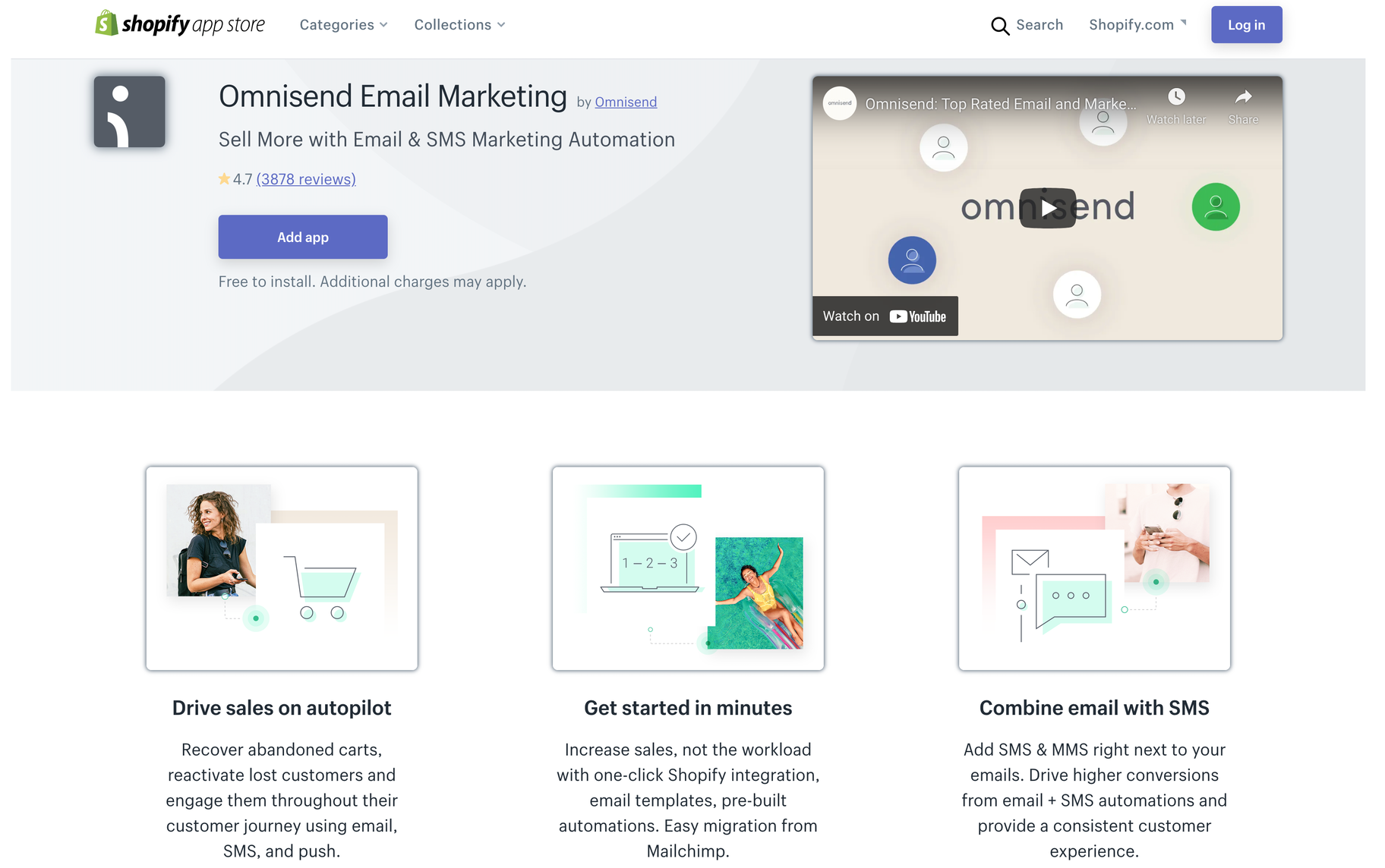 shopify email marketing app