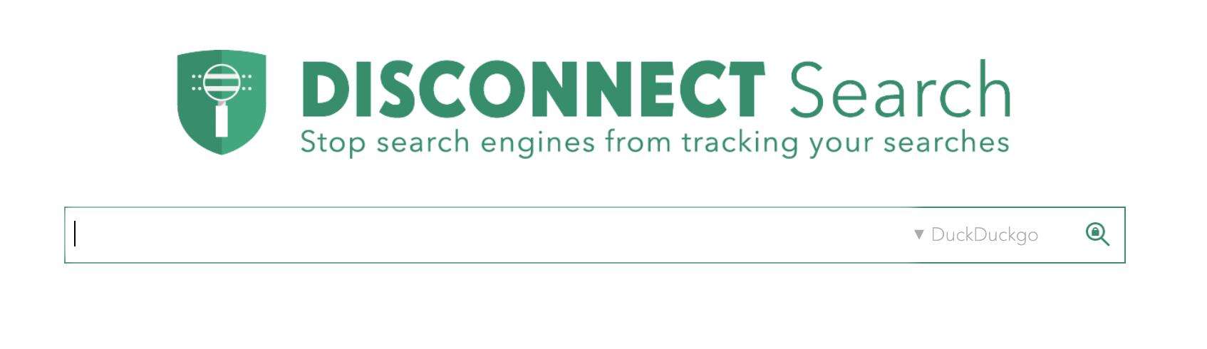 disconnect search - motori di ricerca