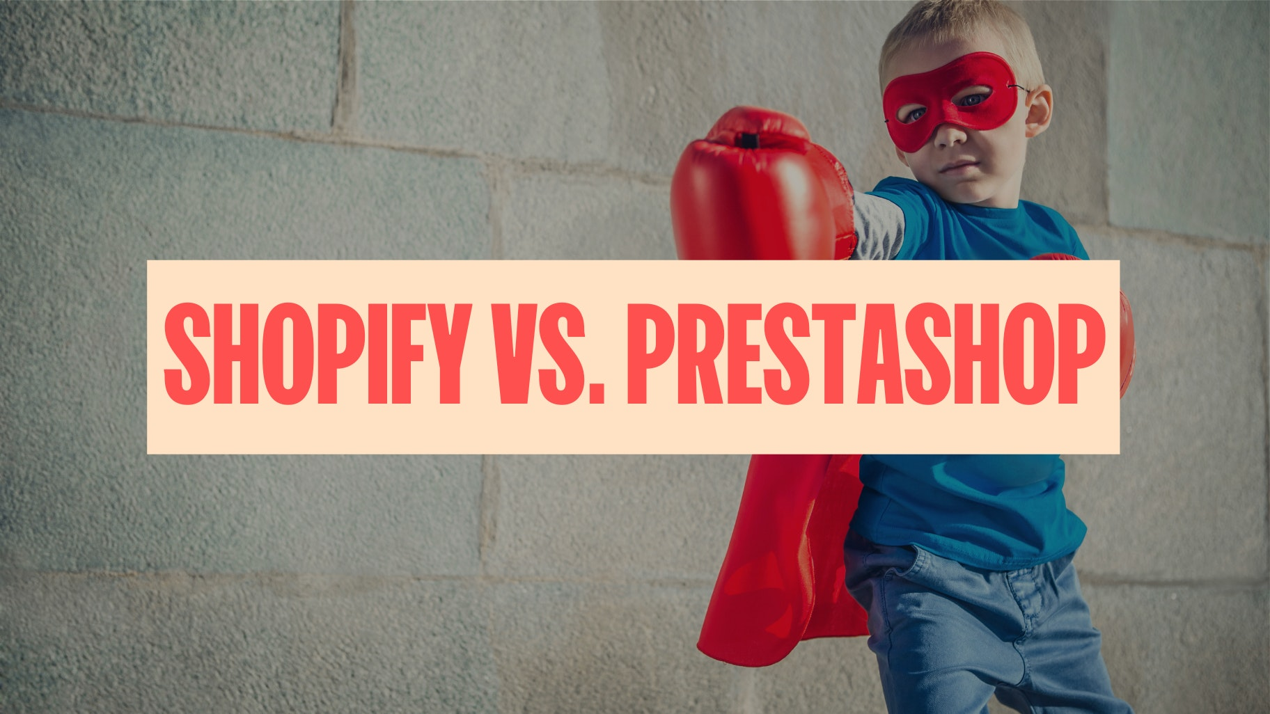 Shopify vs Prestashop: mejor plataforma ecommerce