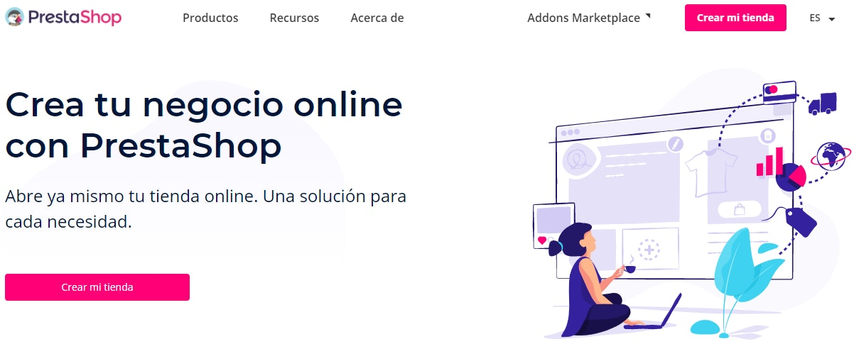 Ecommerce con Shopify vs Prestashop