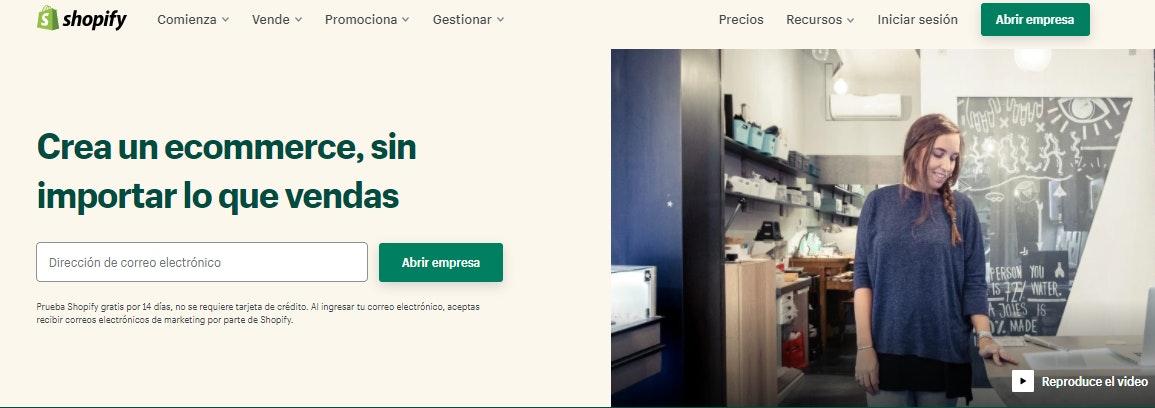 Crear tienda online con Shopify vs Prestashop