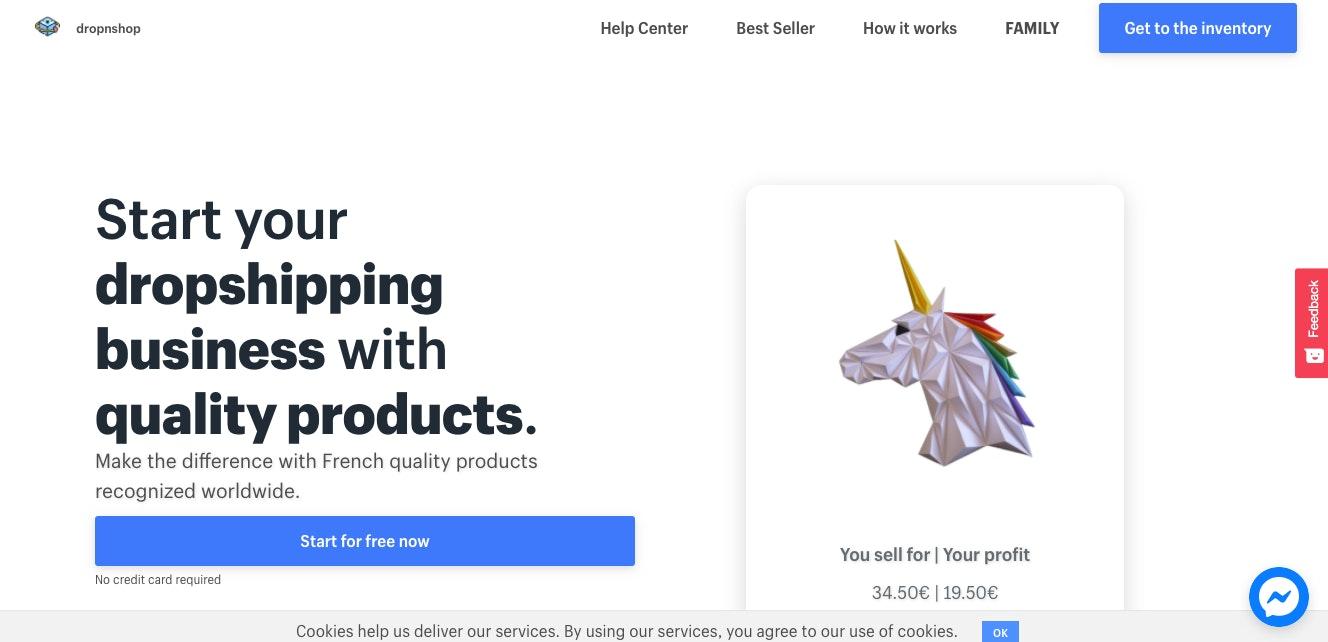 proveedores para tienda online